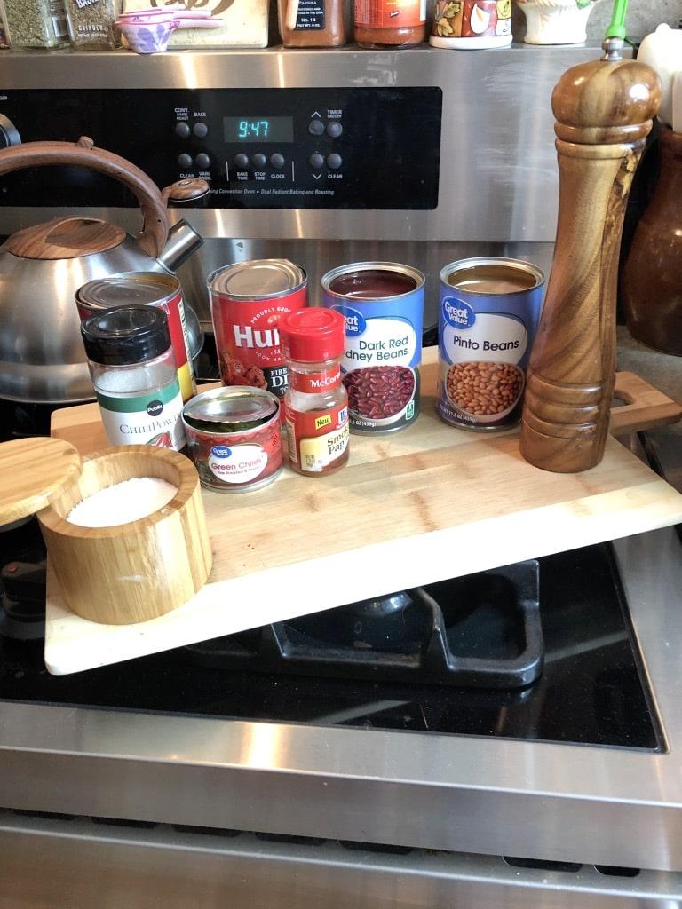 Electric Pressure Cooker Chili
