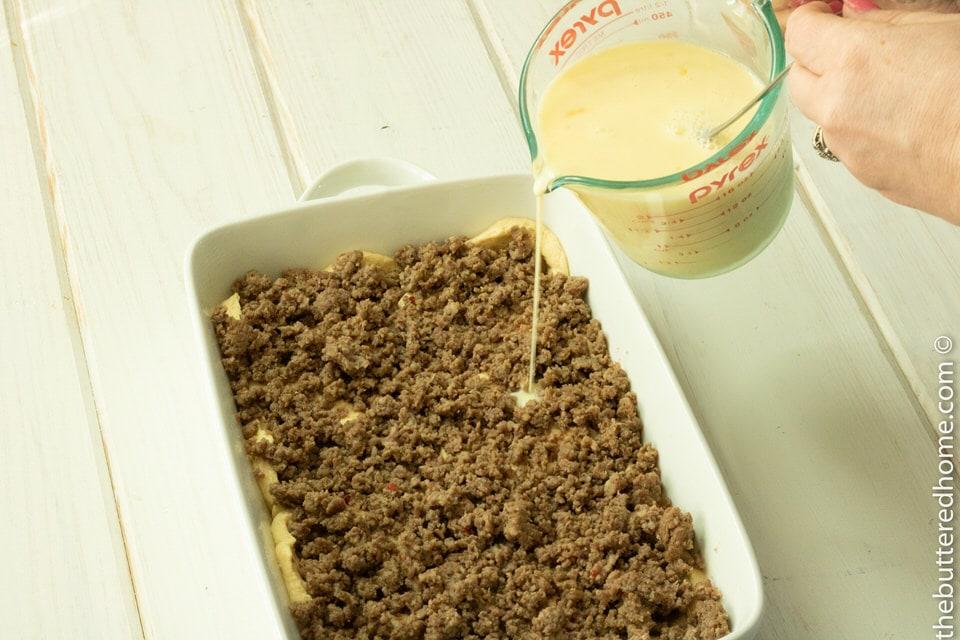 Easy Breakfast Casserole