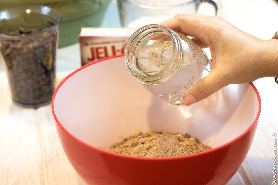 Crock Pot Lava Cake