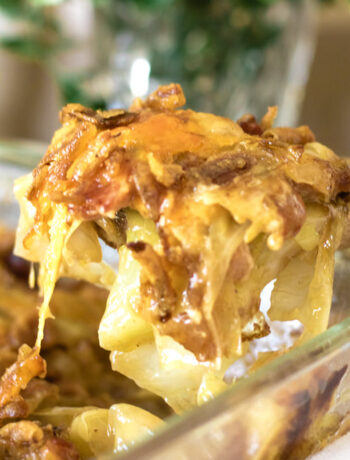 Fried Cabbage Casserole