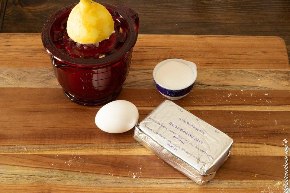 cream cheese center ingredients