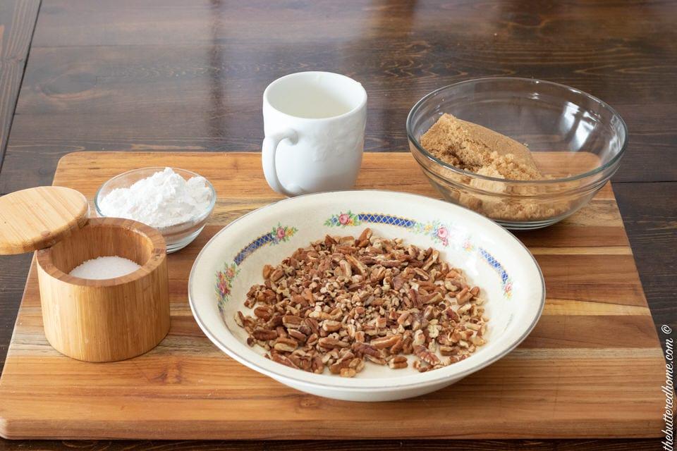 sweet potato casserole topping ingredients