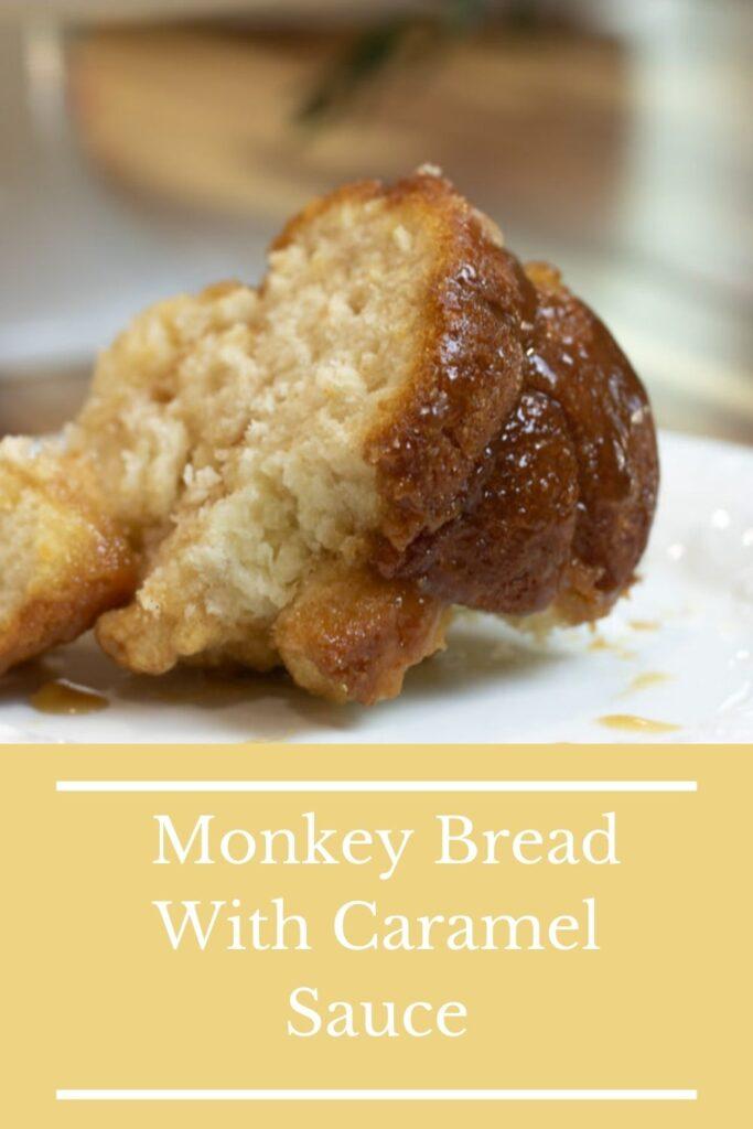 monkey bread pin