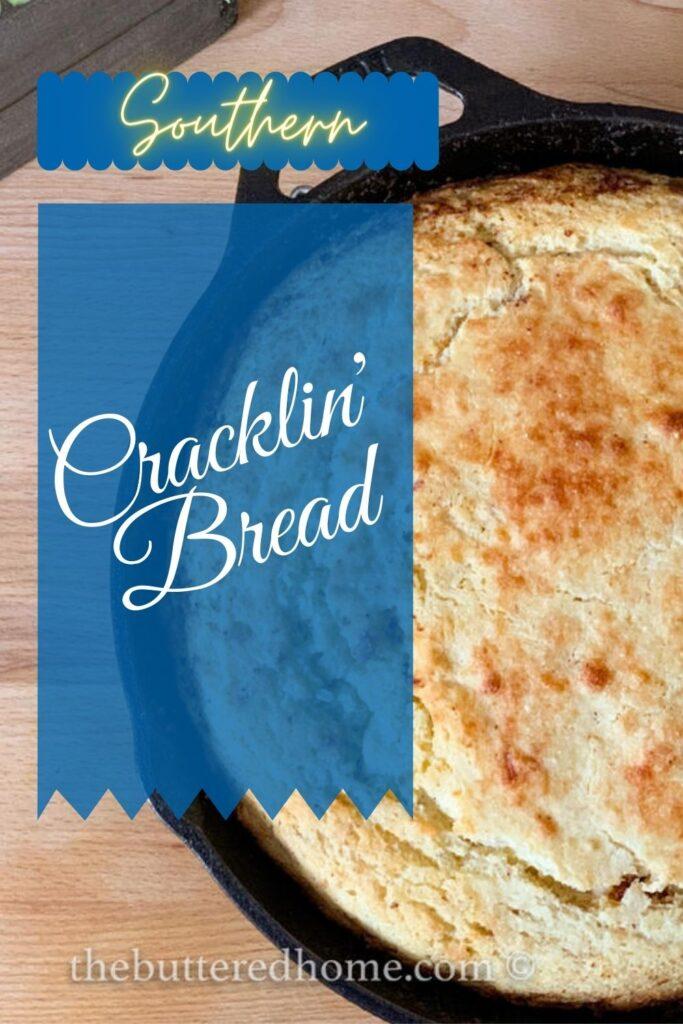 Crackling Bread Pin