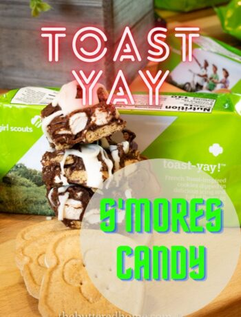 toast yay s'mores candy